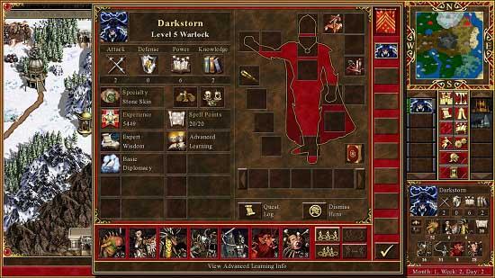 скачать герой меча и магии 3 на андроид