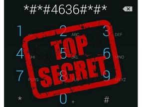 Полезные секретные коды для ОС Андроид